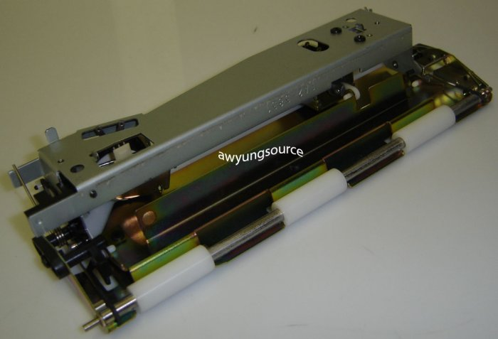 RG1-0215-000 Original Hewlett Packard Printer Registration Shutter Assembly