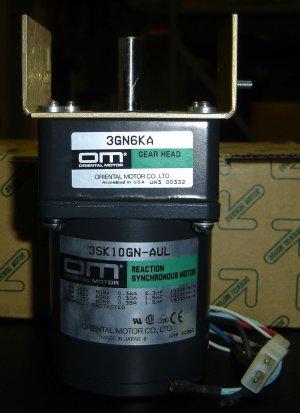 3SK10GN-AUL3GN6KA Oriental Synchronous Motor