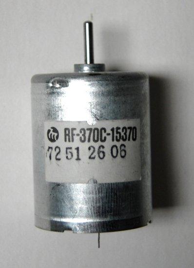 RF370C15370 Mabuchi Original DC Motor