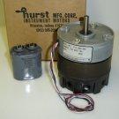 200-300738-001A HB-1 Hurst/Emerson Motor 1800rpm/115V/60Hz/70W w/Capacitor
