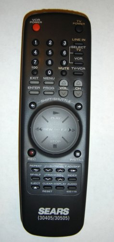 30405/30505 Sears Original Remote Control