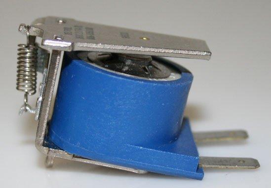 160C21770-71 Solenoid Clapper