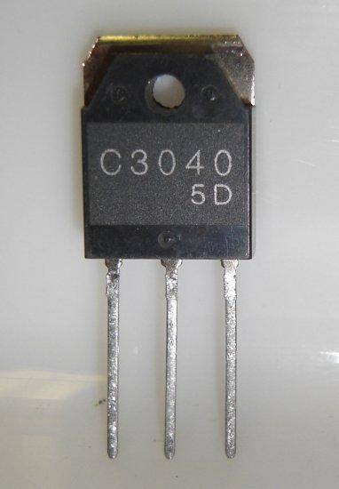 2SC3040 Sanyo Original Transistor-Triple Diffused Planar Silicon