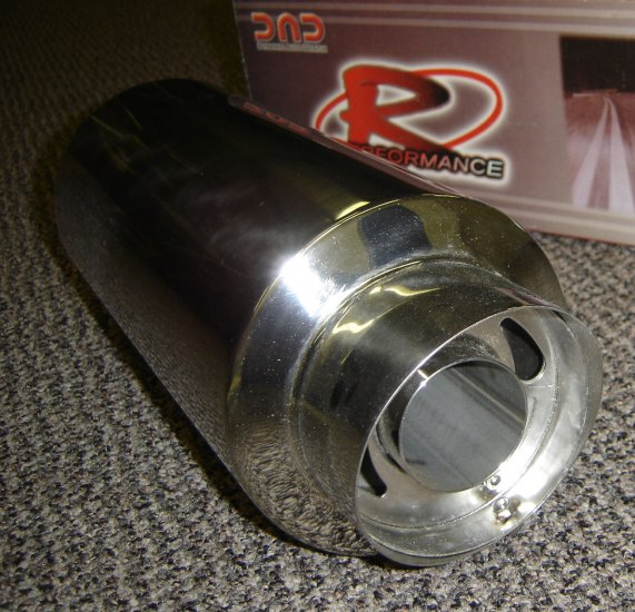 RP-B3 Dynamic Auto Design Universal Performance Muffler