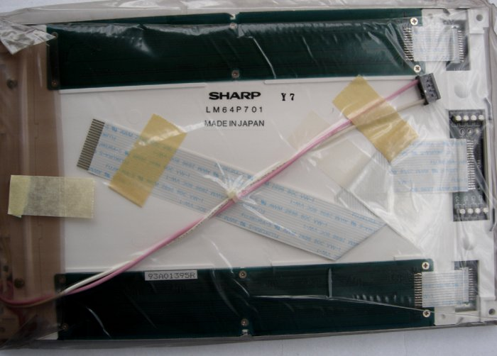 Sharp LM64P701 LCD Panel - Brand New!