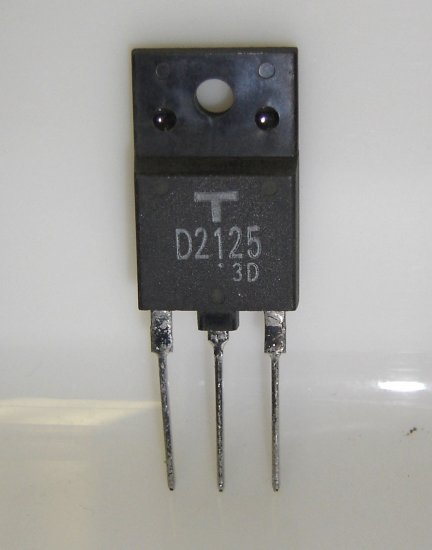 2SD2125 Toshiba NPN Transistor Original