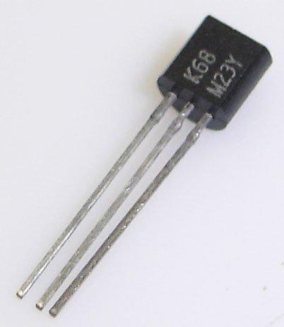 2SK68 NEC Original Transistor