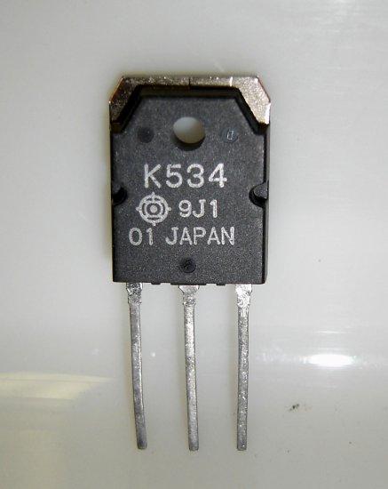 2SK534 Hitachi High Speed Power Switching Transistor