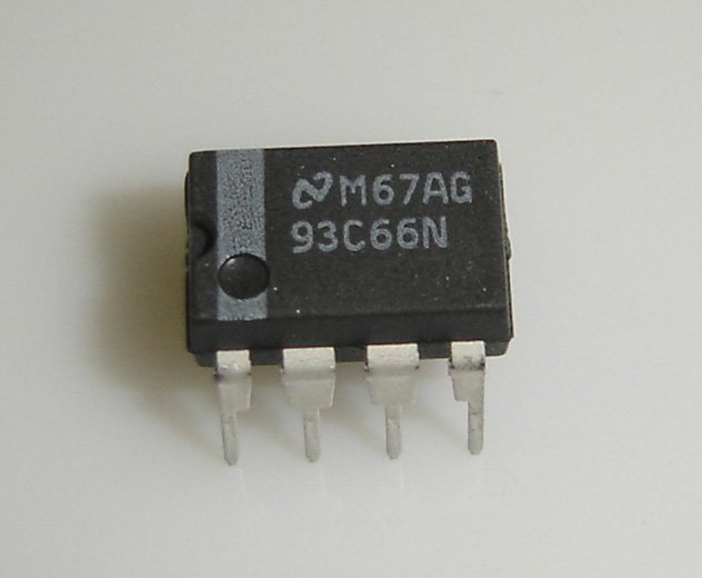 93C66N National Semiconductor