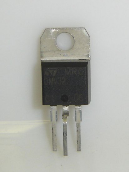 DMV32 Original ST Damper + Modulation Diode for Video