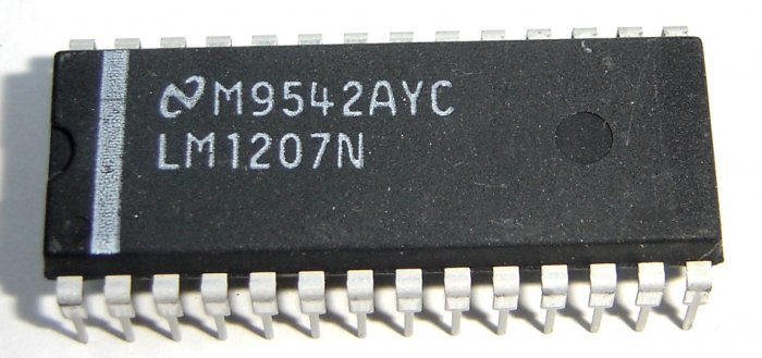 LM1207N National Semiconductor Original