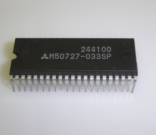 M50727-033SP Mitsubishi Original IC