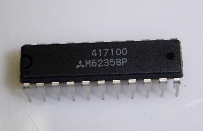 M62358P Mitsubishi Original IC