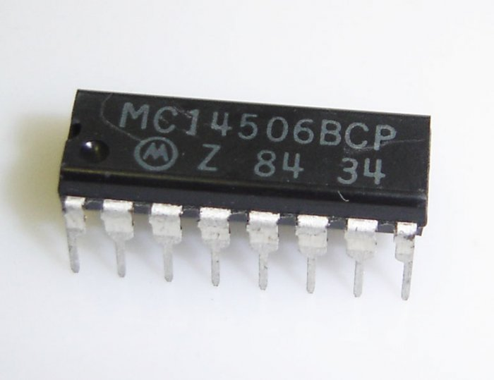 MC14506BCP Motorola Original