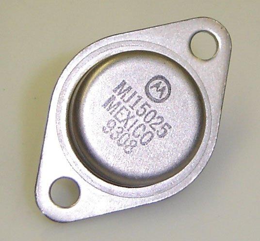 MJ15025 Motorola Original PNP High Power Transistor