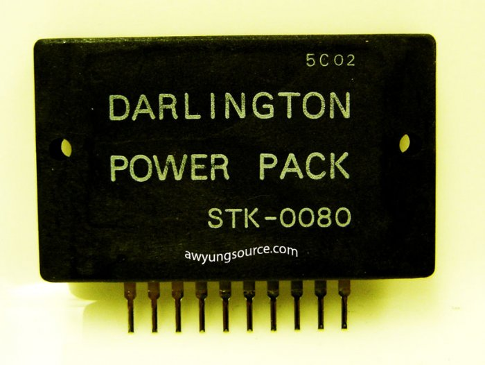 STK0080 Sanyo Original IC