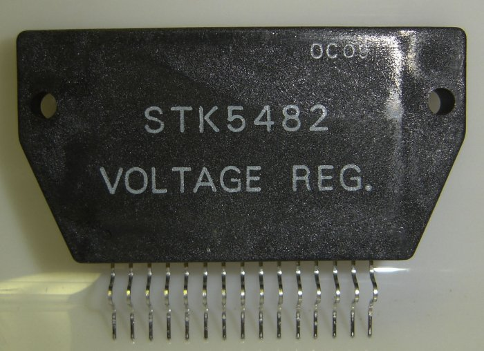 STK5482 Sanyo Original IC