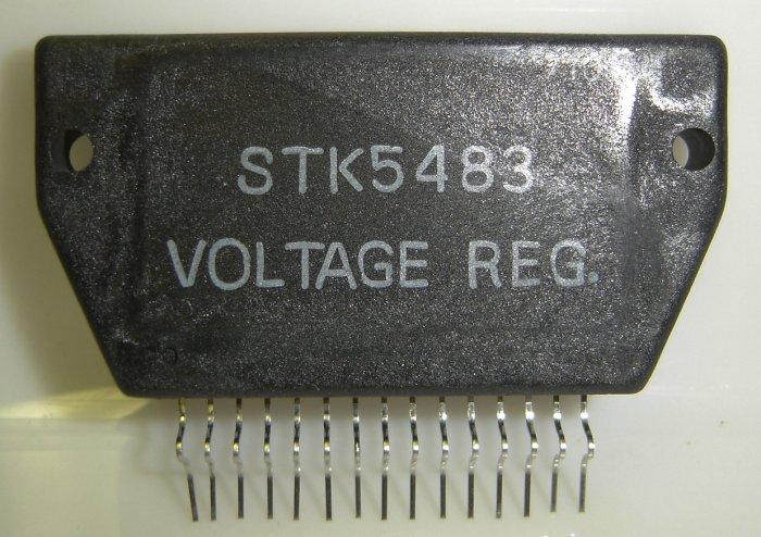 STK5483 Sanyo Original IC