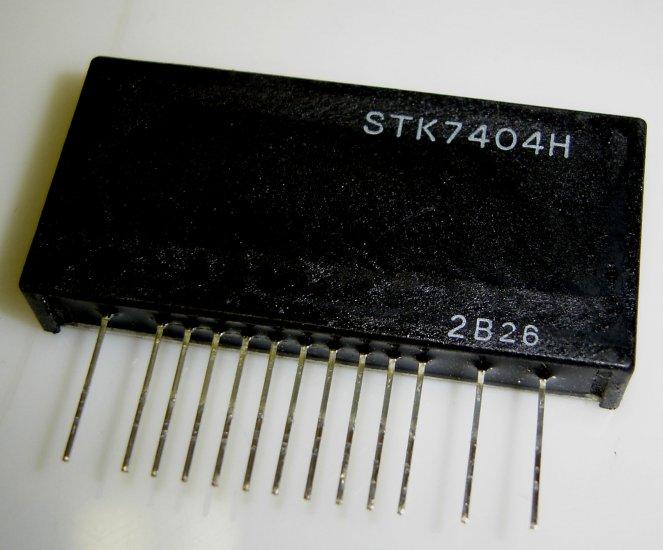 STK7404H Sanyo Original IC
