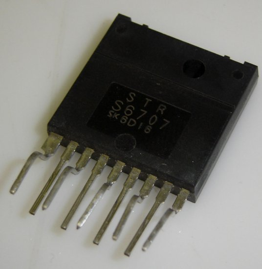 STRS6707 Sanken Original IC