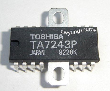 TA7243P Toshiba Original IC