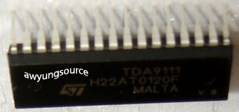 TDA9111 ST Thomson Original IC