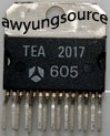 TEA2017 ST Original IC