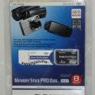 Pro Duo 8GB Sony Original Stick Mark 2 Memory Card - Genuine