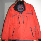 MARKER WARRIOR RED INSULATED JACKET MODEL 8108 MENS LG