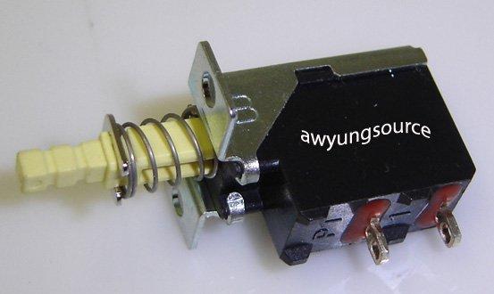 SS-160-7 TV-6 POWER SWITCH 10A/250V ORIGINAL