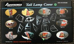 970110 Autotecnica TLC-JP21 Grand Cherokee '99-'05 Tail Lamp Cover