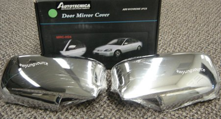 970610 AUTOTECNICA MRC-H24 HONDA CIVIC DOOR MIRROR COVERS '01~'04