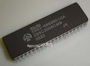 5962-8868901QA ANALOG DEVICES COMMUNICATIONS CONTROLLER, SERIAL, 6.0 MHZ