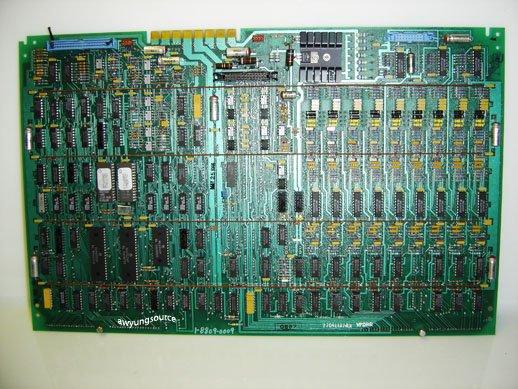 811-3000-01 / S077041127 SUN SYSTEMS MAIN CIRCUIT BOARD