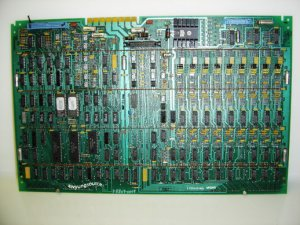 811-3000-01 / S077041127 SUN SYSTEMS MAIN CIRCUIT BOARD