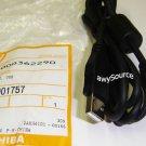 P000362300 TOSHIBA VIDEO CABLE 72001758 ORIGINAL!