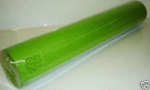 YOGA MAT ECO-FRIENDLY POLYMER ENVIRONMENTAL RESIN (PER)