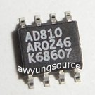 AD810AR ANALOG DEVICE LOW POWER VIDEO OP AMP w/DISABLE