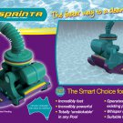 SPRINTA AUTOMATIC POOL CLEANER - UNSTICKABLE - THE BEST CLEANER!