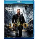 I AM LEGEND - BLU-RAY MOVIE (SEALED)