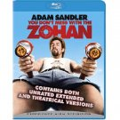 YOU DON'T MESS WITH THE ZOHAN - BLU-RAY MOVIE (SEALED)