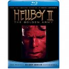 HELLBOY II: THE GOLDEN ARMY (3-D Packaging) - BLU-RAY MOVIE (SEALED)
