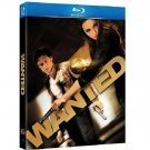 WANTED - BLU-RAY MOVIE (SEALED)