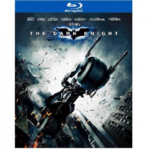 THE DARK KNIGHT (Two-Disc Special Edition) - BLU-RAY MOVIE (SEALED)