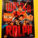 WRECK-IT RALPH  - BLU-RAY MOVIE (SEALED)