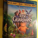 Rise of the Guardians (Two-Disc Combo: Blu-ray/DVD/Digital Copy + UltraViolet)