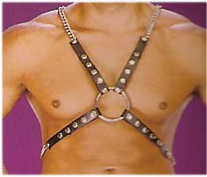 Thick Top Body Harness - Item B251
