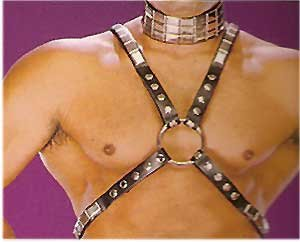 Thick Top Dome Harness - Item B222