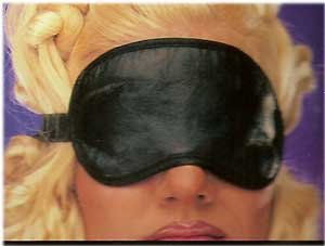 Faux Fur Blindfold - Item 9000