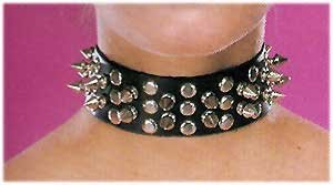 Row Spike Choker - Item B16